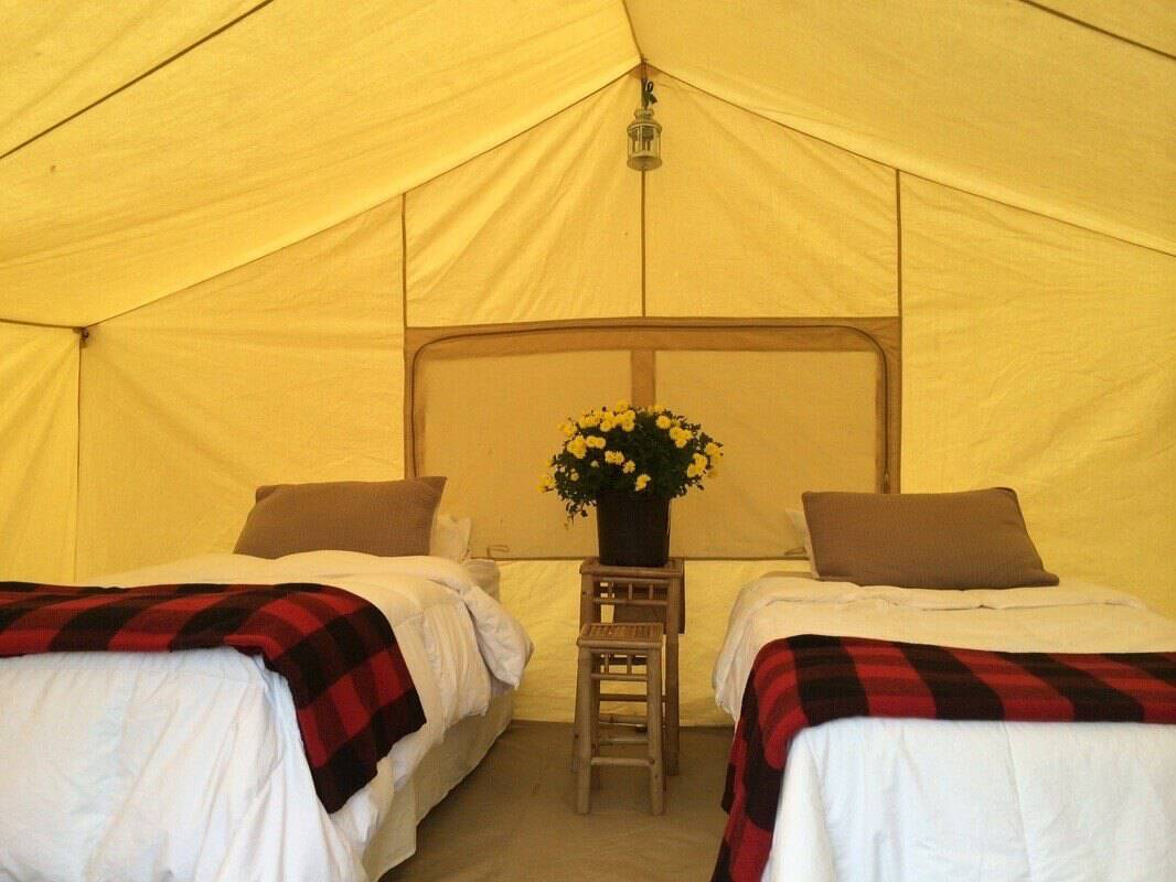 How to Choose Camping Beds for Two