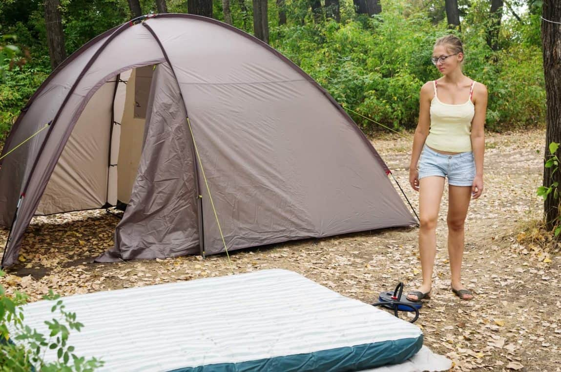 What Are the Things to Consider When Buying an Air Mattress for Camping